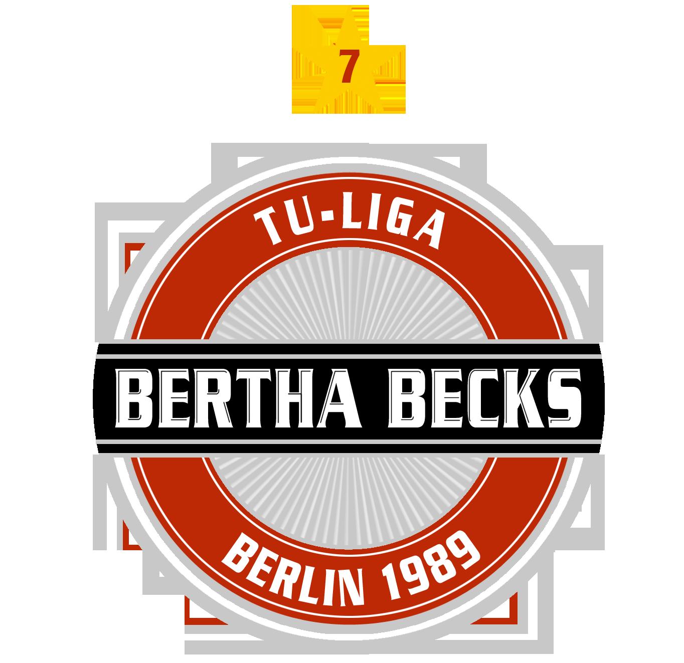 Bertha Becks - 1. Berliner Uniliga
